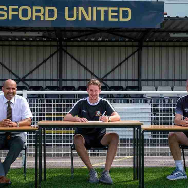 Basford sign former Notts County youngster