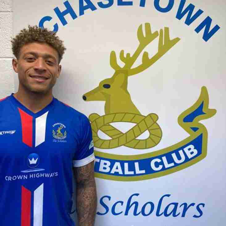 Wynter swaps Stafford for Chasetown