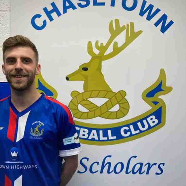 Cliff joins Chasetown