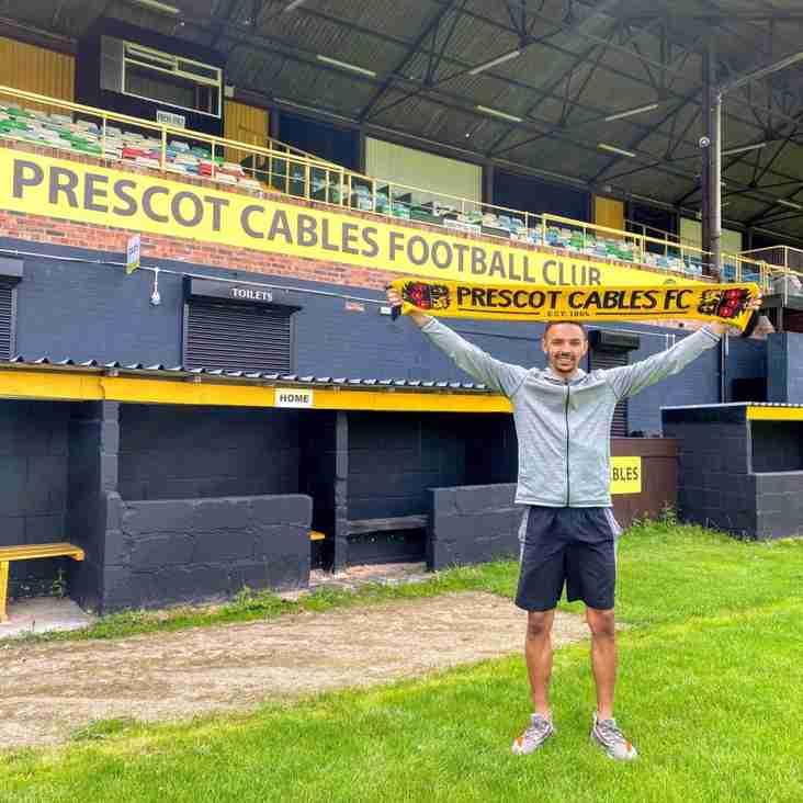 Monaghan pens Prescot contract