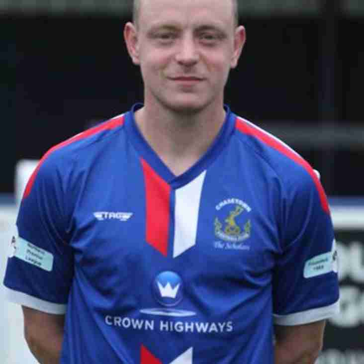 Will Whieldon departs Chasetown