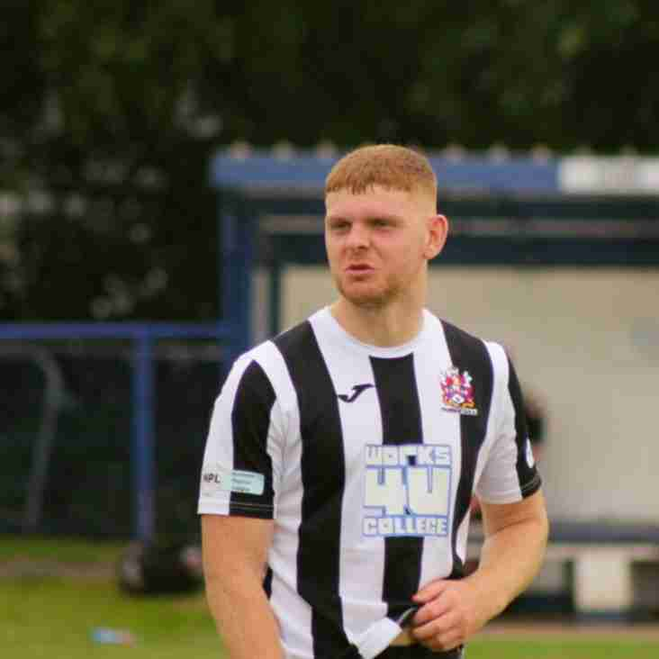 Glossop North End add Kyle Hawley