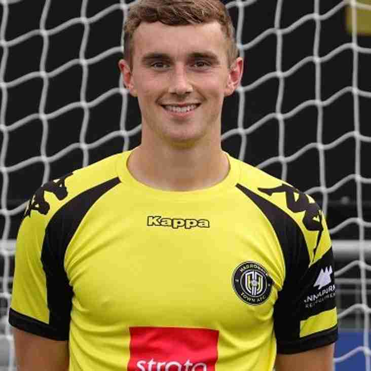 Matthew Taylor joins Yellows from Harrogate Town