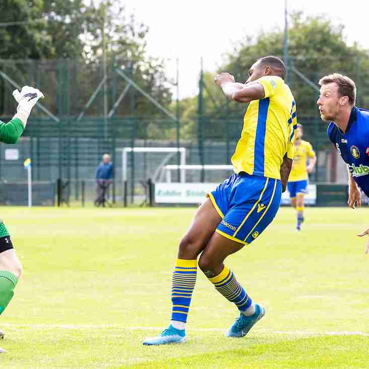 Premier Division round-up: Yellows take top spot with two wins from two