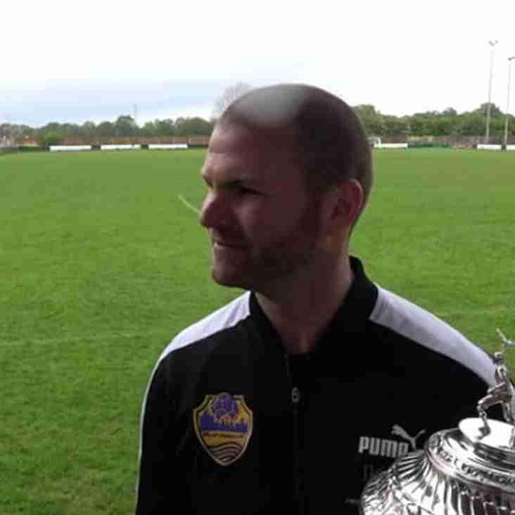 Craig Robinson departs City of Liverpool