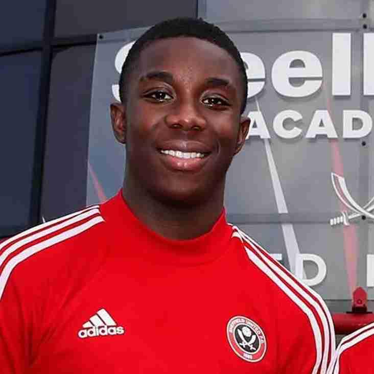 Gainsborough loan Kamarl Grant from Sheffield United