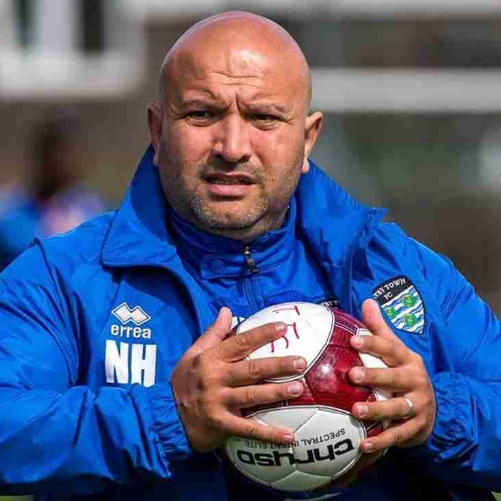 Whitby appoint Lee Bullock and Nathan Haslam as joint managers