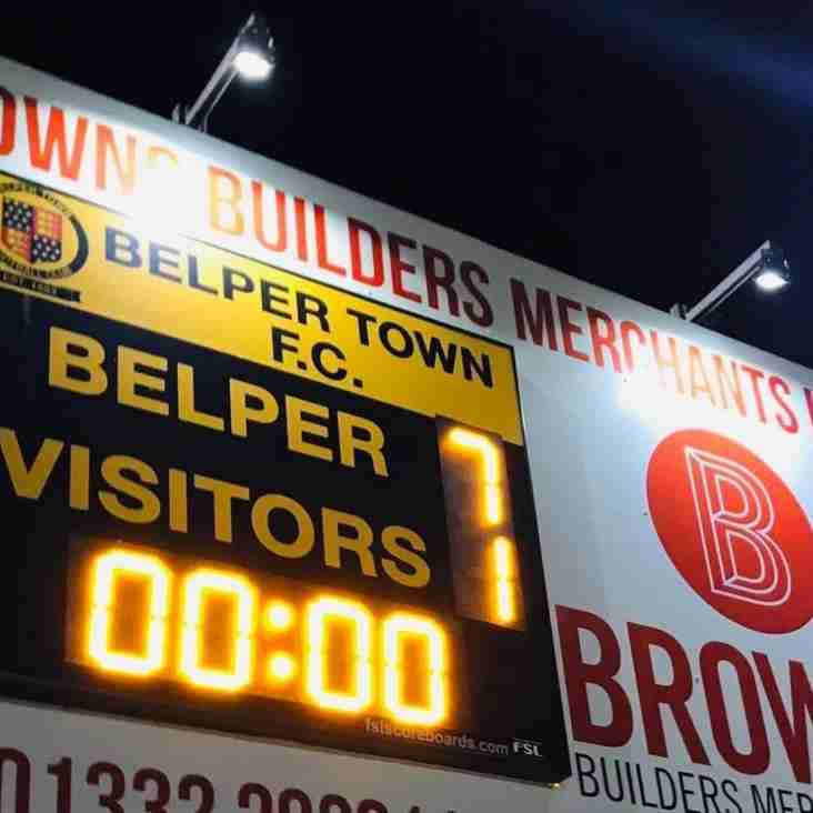 S/East Division Preview: Belper host Worksop in top of the table clash