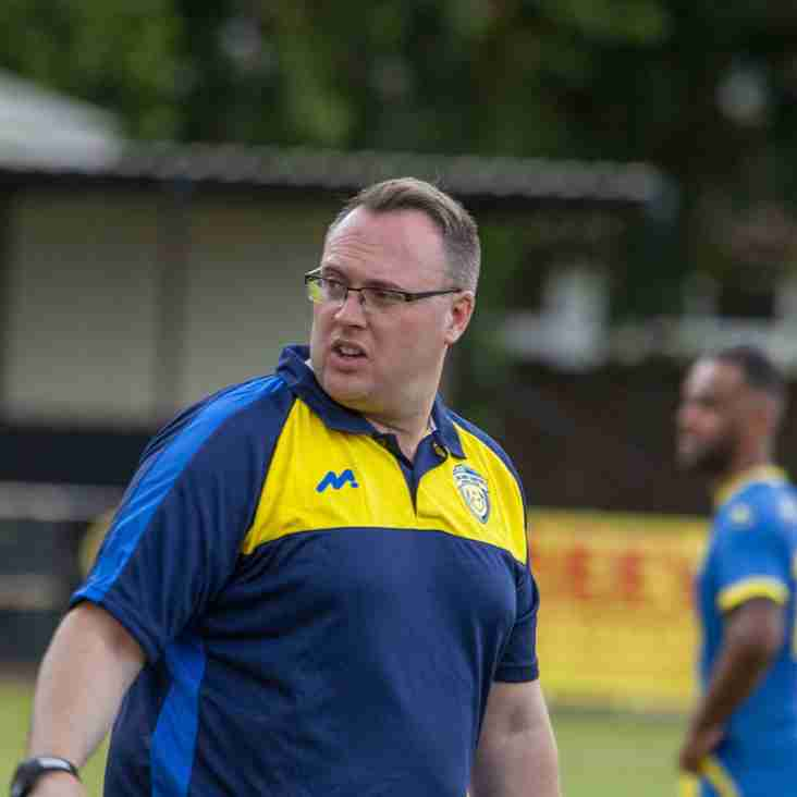 Spalding manager resigns