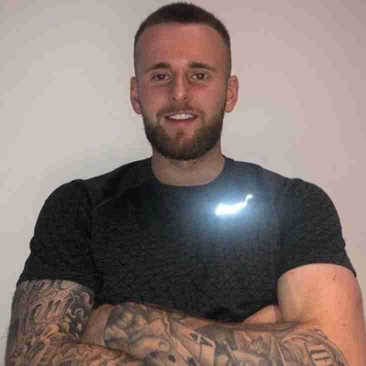 Jack Stobbs joins Grantham