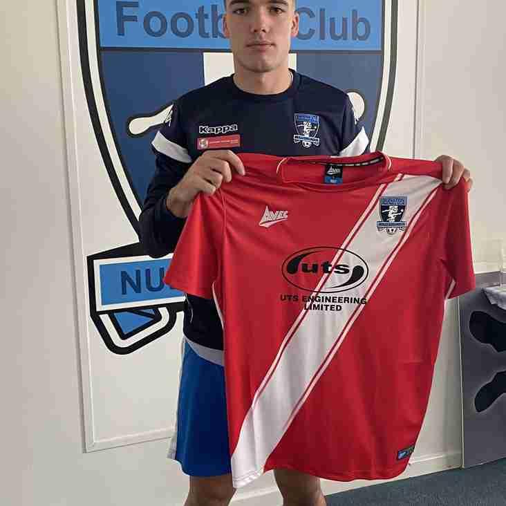 Gibraltar Under-19s international Louis Parral joins Dunston