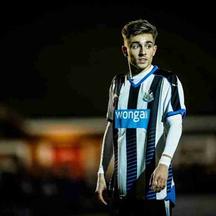 Seasiders sign former Newcastle youngster Suddick