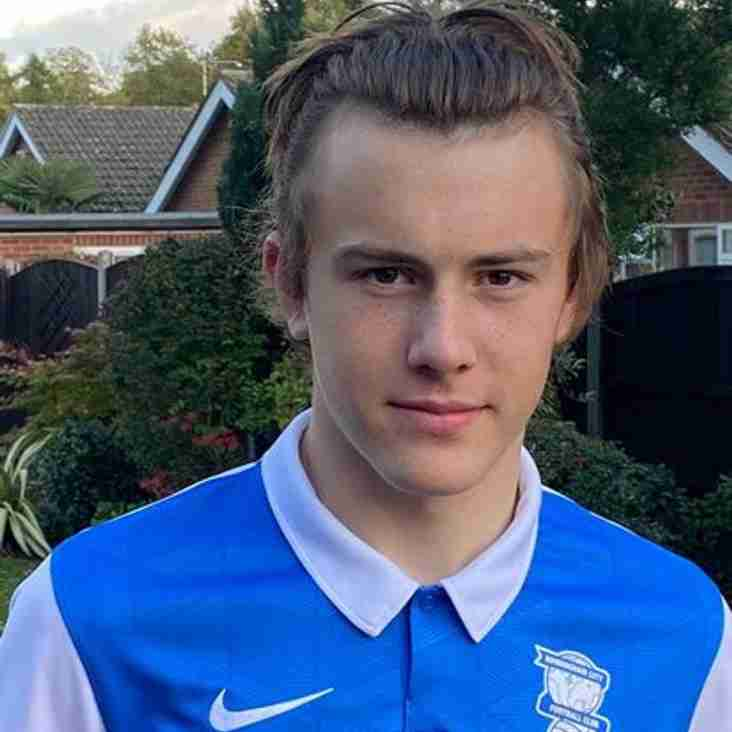 Basford youngster signs with Birmingham City