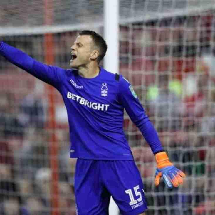Experienced goalkeeper Luke Steele joins Stamford