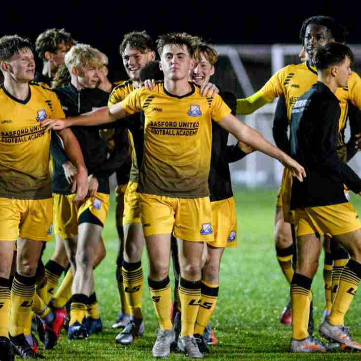 Basford get FA Youth Cup boost