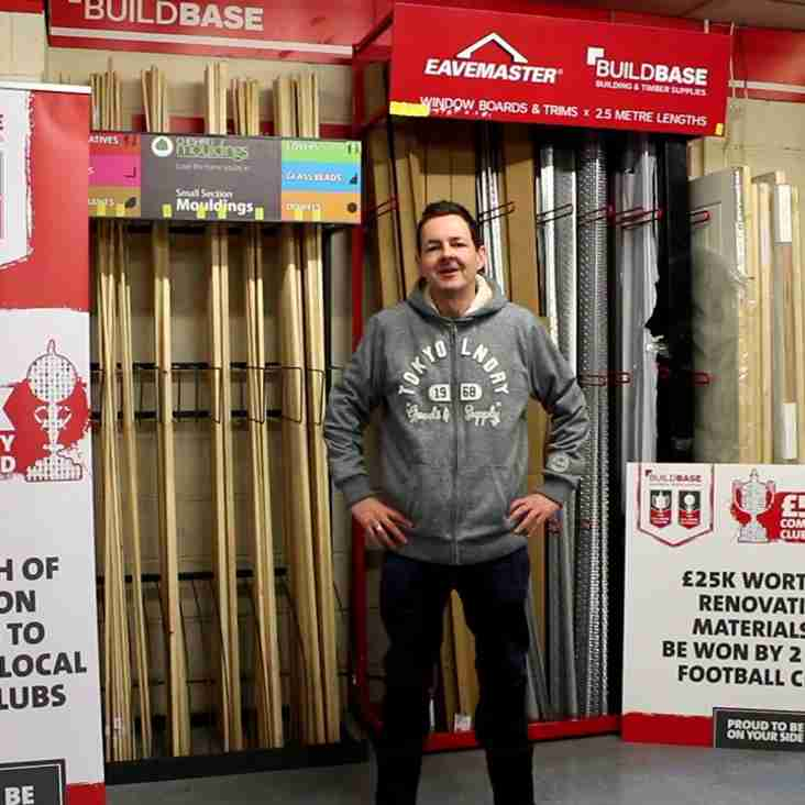 Buildbase launches £50K Community Club Award for non-league football clubs