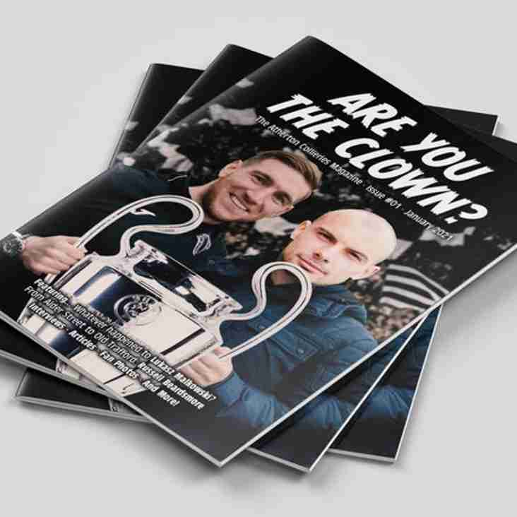 Atherton Collieries launch new club magazine