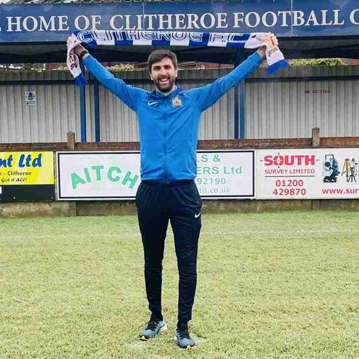 Manager Lynch influential at Clitheroe says Lonsdale