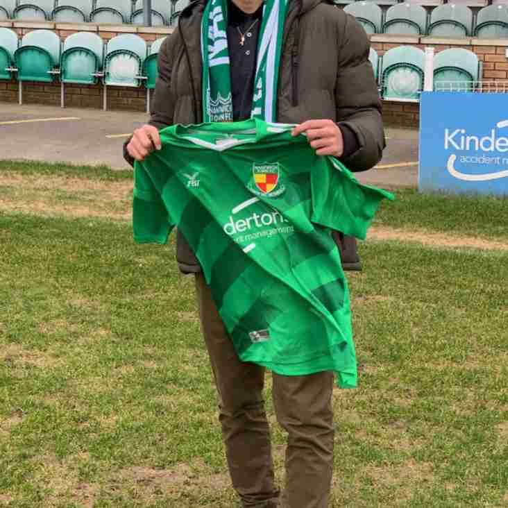 Nantwich Town sign Argentinian rising star