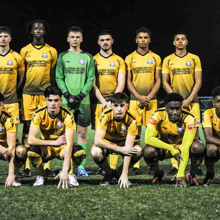 Basford set for FA Youth Cup clash with West Brom