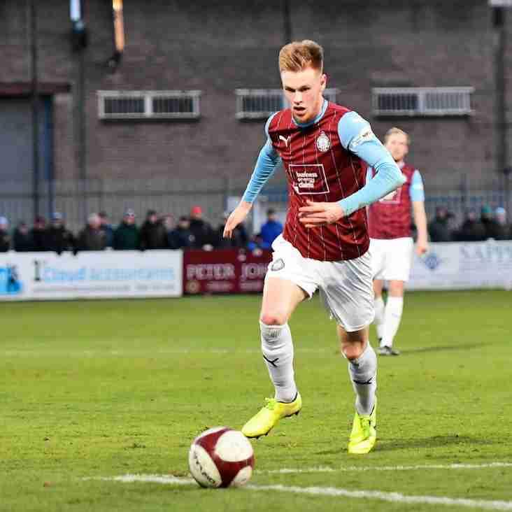 Arron Thompson departs South Shields