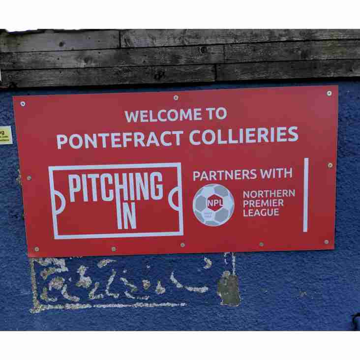 Community spirit at Pontefract