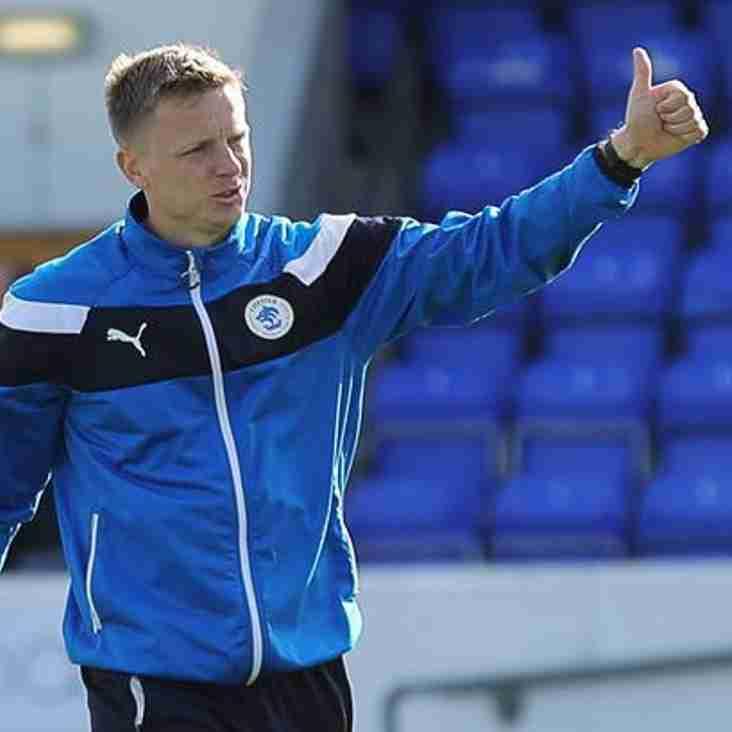 Gainsborough Trinity appoint Tom Shaw as first-team head coach