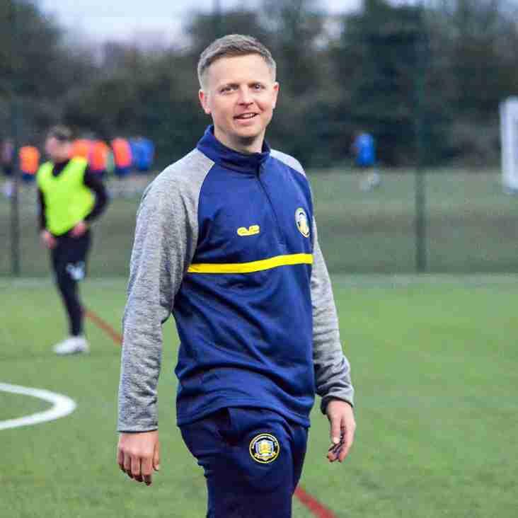 Tom Shaw completes Gainsborough management team