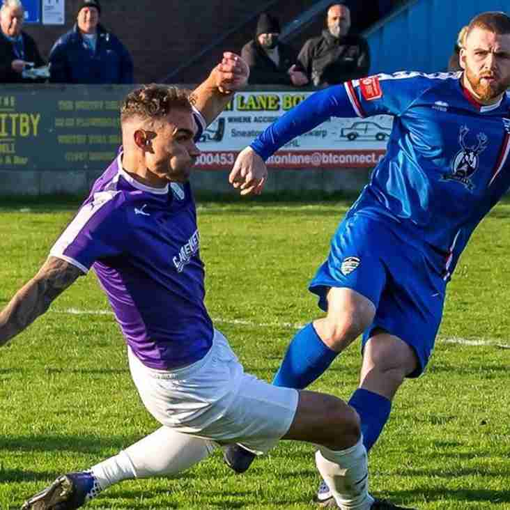 Mackenzie Heaney departs Whitby Town