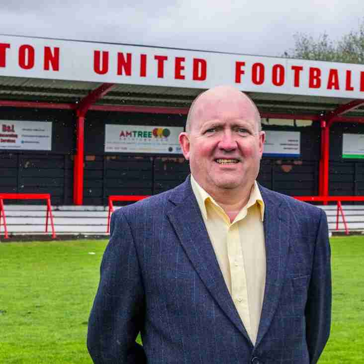 Ashton United appoint new club general manager