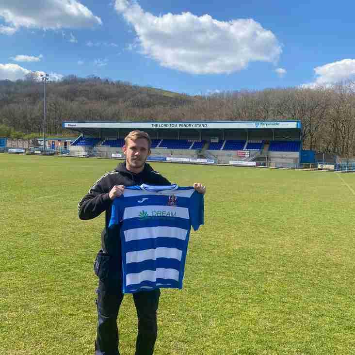 Matty Hughes joins Stalybridge Celtic from Chester
