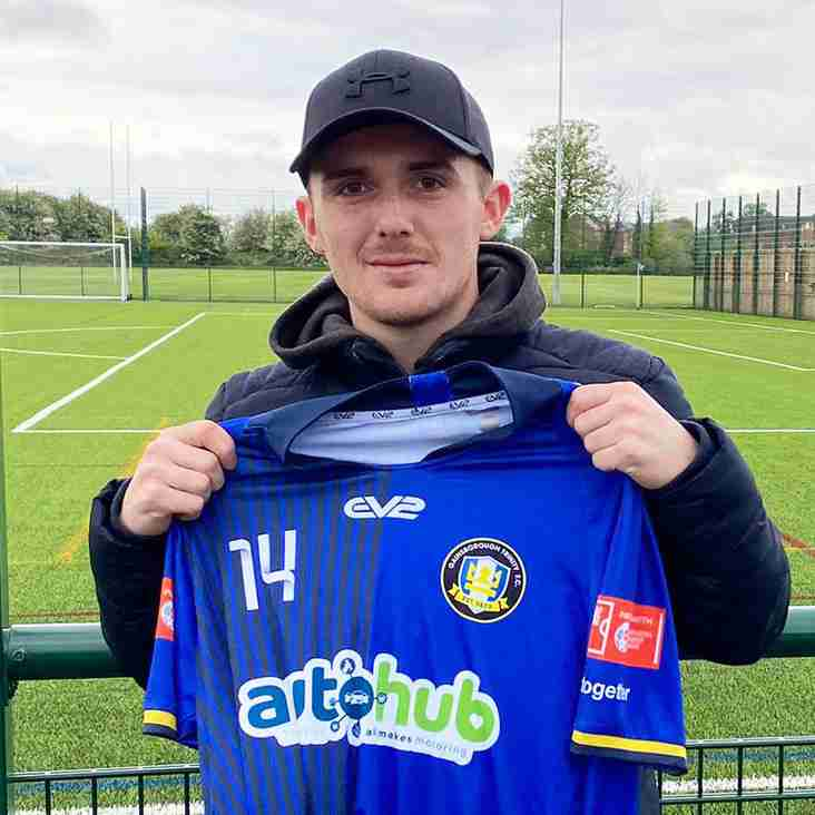 Cieron Keane joins Gainsborough Trinity