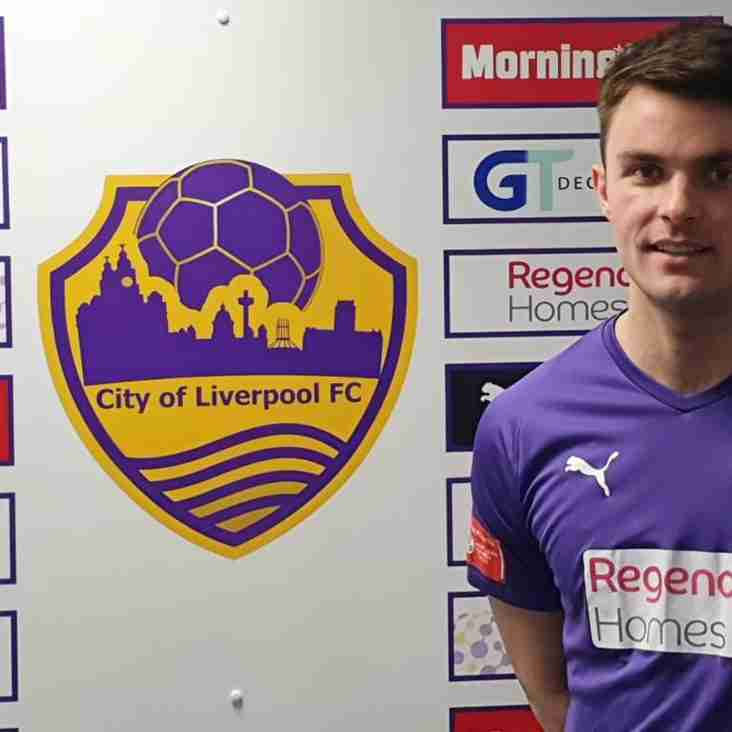Nathan Burke signs new deal with City of Liverpool