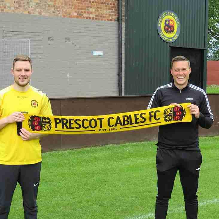 Tames return shows Prescot's ambition