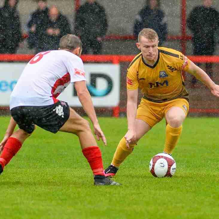 Gainsborough secure Kyle Dixon