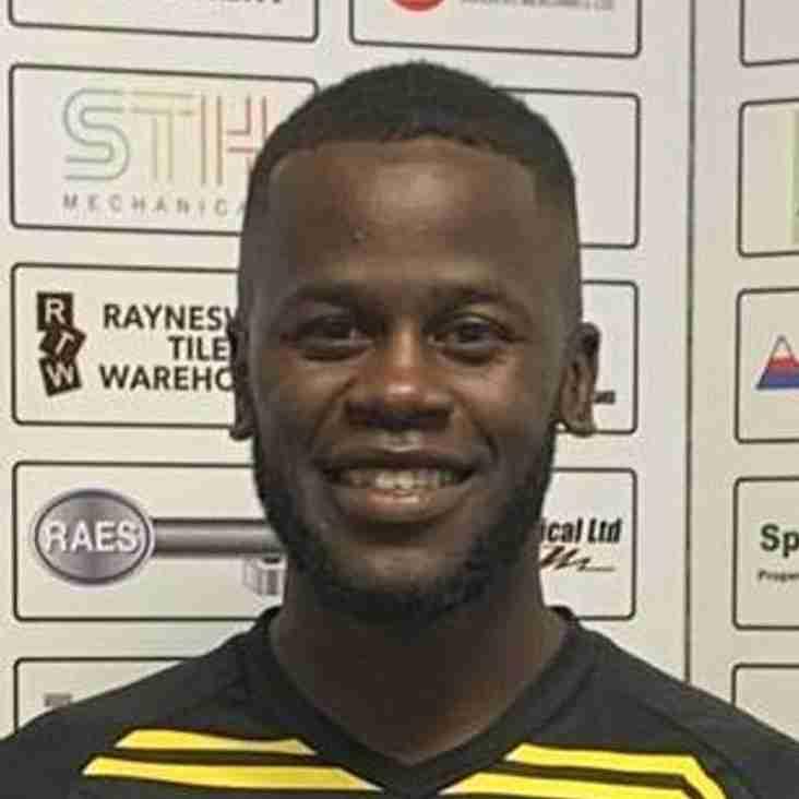 Cecil Nyoni makes Belper Town move