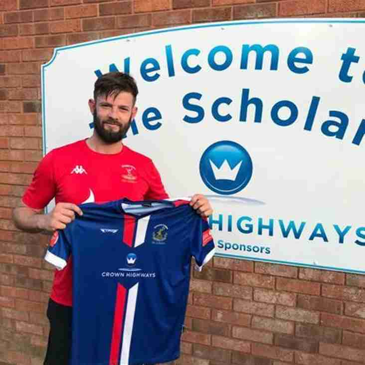 Andy Parsons looking to bring experience to Chasetown