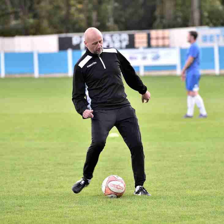 Chris Willcock departs Ramsbottom United