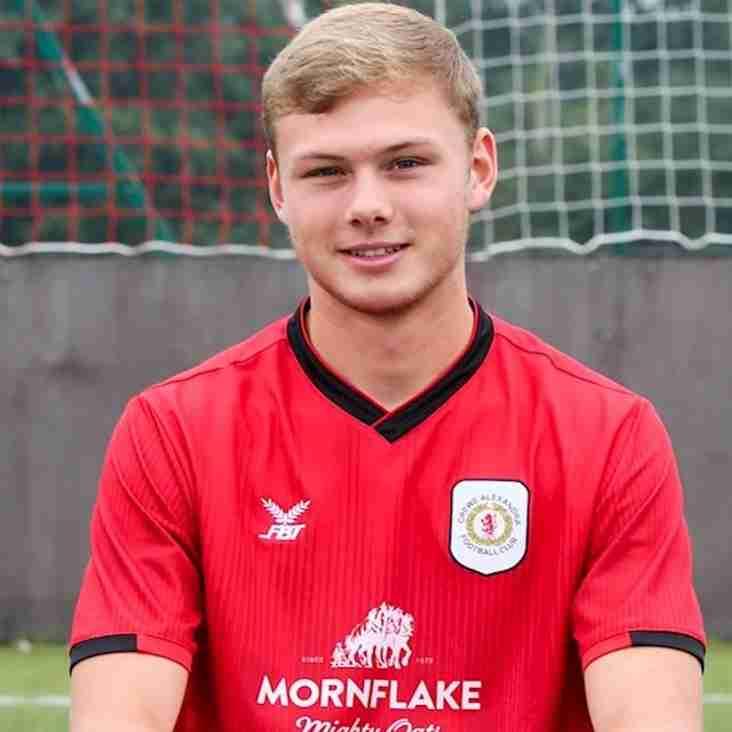 Matthew McDonald joins Warrington Town