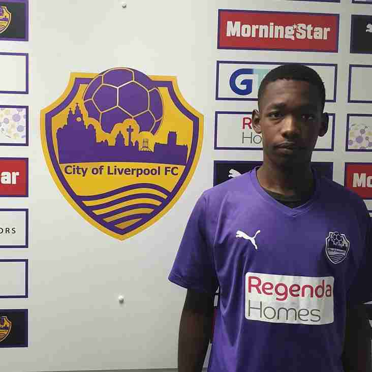 Kanga and Bahula join City of Liverpool