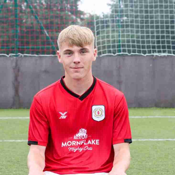 Kidsgrove announce first summer signing in Stubbs