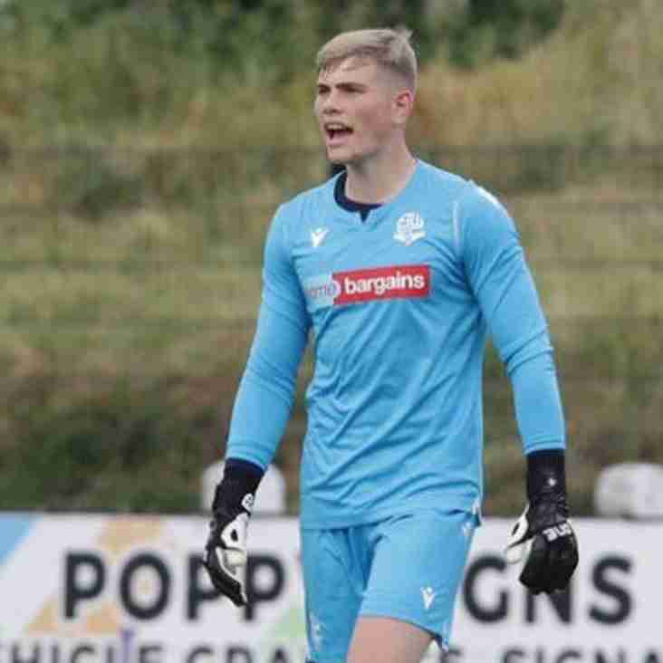 Atherton Collieries sign Luke Hutchinson on loan from Bolton