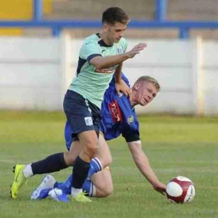 Oli Greaves joins Matlock Town