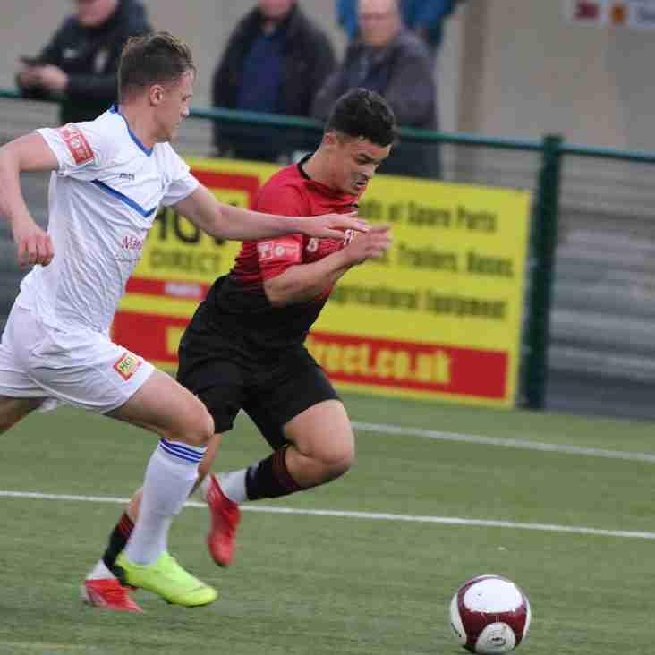 Mickleover sign former Leicester junior