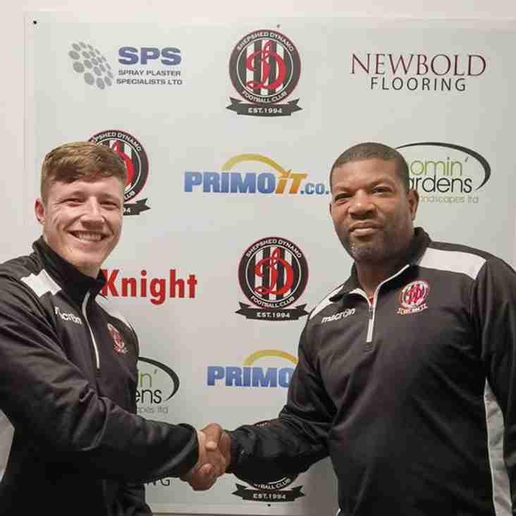 'Keeper Brandon Ganley returns to Shepshed