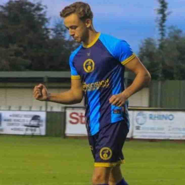 Mason Lee joins Grantham Town