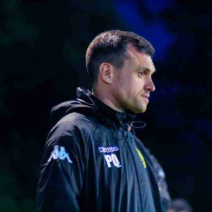 Paul Quinn departs Tadcaster Albion for Sheffield United