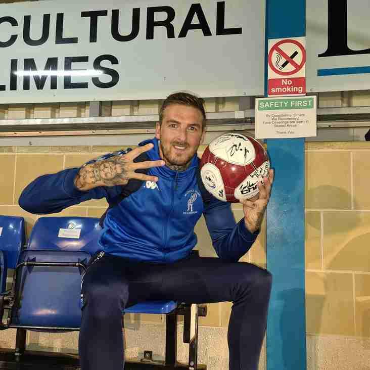 Matlock hit nine in club record home NPL win