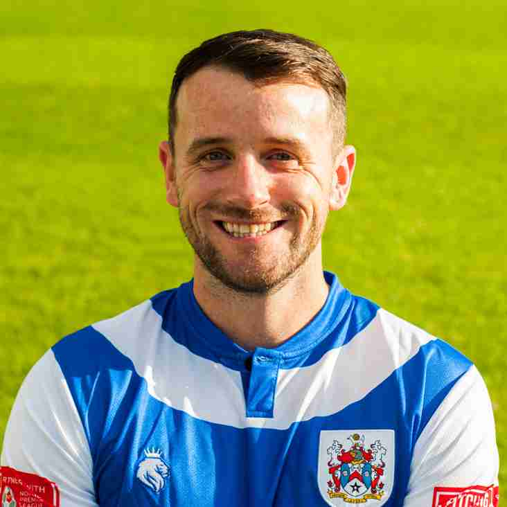 Stephen O'Halloran appointed new Stalybridge Celtic Assistant Manager