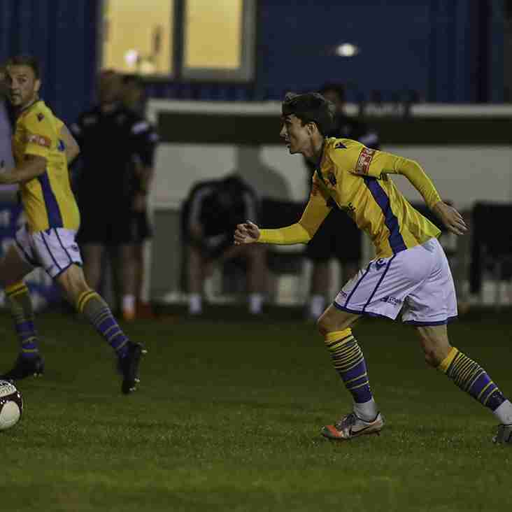 Luke Griffiths eyeing up promotion with new club Warrington Town